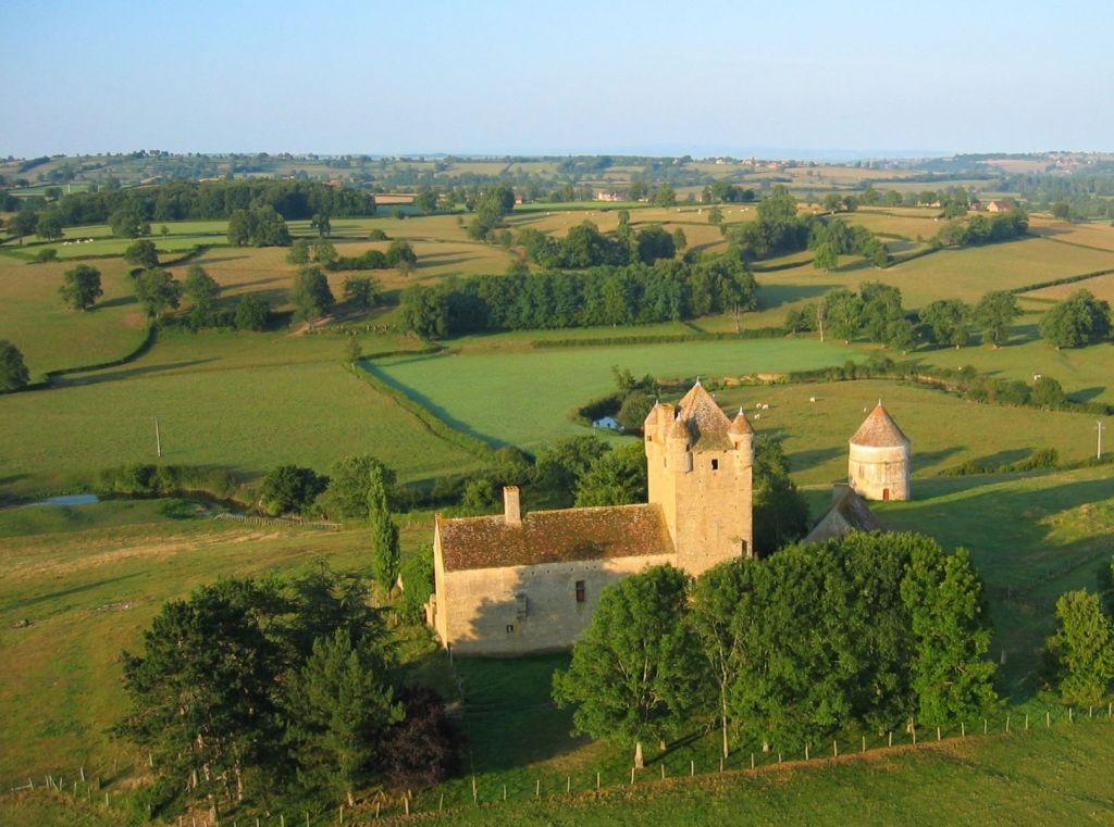 Montessus, vue aérienne