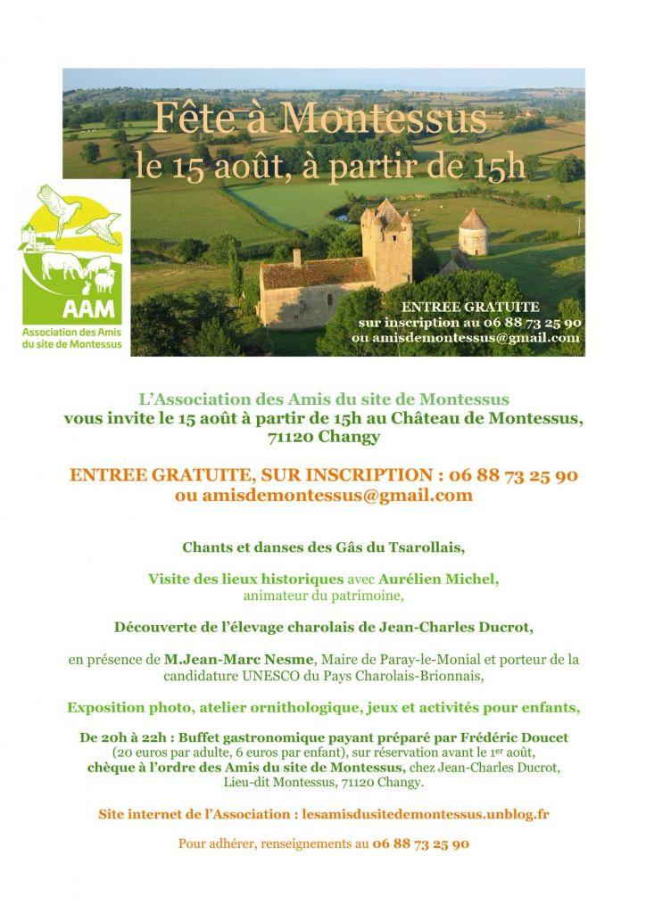 Microsoft Word - Invitation Fête à Montessus le 15 août.odt